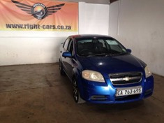 2007 Chevrolet Aveo 1.6 L  Western Cape Paarden Island