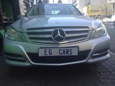 2012 Mercedes-Benz C-Class C 180 Classic At Gauteng Johannesburg