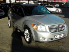 2011 Dodge Caliber 2.0 Cvt Sxt  Gauteng Johannesburg