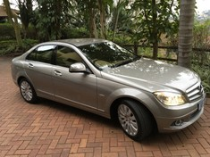 2008 Mercedes-Benz C-Class C180K AUTO ONLY 74000KMs AGENT MAINTAINED AS NEW Kwazulu Natal Umhlanga Rocks