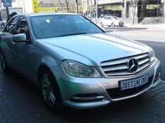 2012 Mercedes-Benz C-Class C 180 Gauteng Johannesburg