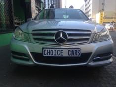 2012 Mercedes-Benz C-Class C 180 Classic At Gauteng Jeppestown
