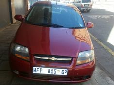 2007 Chevrolet Aveo 1.5 5dr ls Gauteng Johannesburg