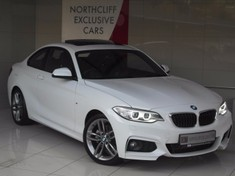2016 BMW 2 Series 220D COUPE M-SPORT AUTO Gauteng Roodepoort