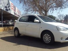 2012 Toyota Etios 1.5 Xs 5dr North West Province Klerksdorp