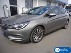 2017 Opel Astra 1.4T Sport 5-Door Kwazulu Natal Durban