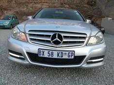 2012 Mercedes-Benz C-Class C 180 Elegance At  Gauteng Johannesburg