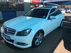 2013 Mercedes-Benz C-Class C 180 Avantgarde At Mpumalanga Middelburg
