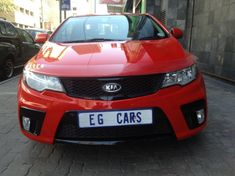 2012 Kia Cerato 2.0 Koup Gauteng Johannesburg