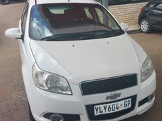 2009 Chevrolet Aveo 1.6 Lt  Gauteng Pretoria
