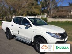 2016 Fiat Fullback 2.5 Di-D Double Cab Bakkie Western Cape Goodwood