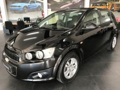 2012 Chevrolet Sonic 1.6 Ls 5dr  Western Cape Goodwood
