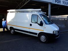 2004 Peugeot Boxer 350 Mh Pv Pv  Western Cape Cape Town