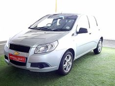 2015 Chevrolet Aveo 1.6 L  Kwazulu Natal Pinetown