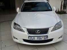 2010 Lexus IS 250 Se At  Gauteng Kempton Park