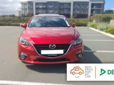 2016 Mazda 3 2.0 Astina Auto Western Cape Goodwood