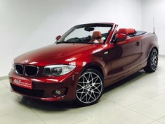 2013 BMW 1 Series 125i CONVERTIBLE M-SPORT AUTO 33000KMS RED LEATHER Gauteng Benoni