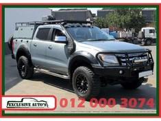 2013 Ford Ranger 3.2tdci Xlt 4x4 Pu Dc  Gauteng Pretoria