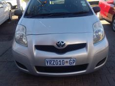 2008 Toyota Yaris T1 3dr Ac  Gauteng Pretoria