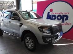2013 Ford Ranger 3.2tdci Wildtrack Pu Dc  Gauteng Johannesburg