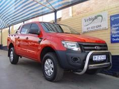 2015 Ford Ranger 2.2tdci Xl Pu Dc  Gauteng Johannesburg