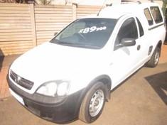 2009 Opel Corsa Utility 1.7 Dti Pu Sc Gauteng Pretoria