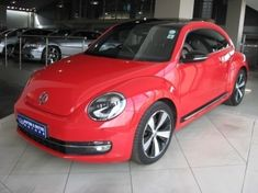 2014 Volkswagen Beetle 1.4 Tsi Sport Dsg Gauteng Boksburg