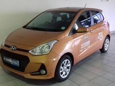 2017 Hyundai i10 GRAND i10 1.25 Motion Western Cape Vredenburg