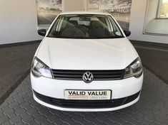 2016 Volkswagen Polo Vivo GP 1.4 Conceptline 5-Door North West Province Rustenburg