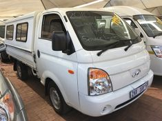 2010 Hyundai H100 Bakkie 2.6d Fc Cc  Gauteng Pretoria