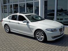 2012 BMW 5 Series 520d At f10  Western Cape Tygervalley