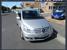 2010 Mercedes-Benz B-Class B 200 Turbo At  Western Cape Cape Town