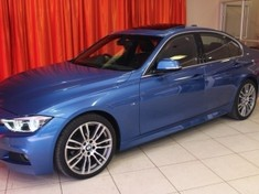 2016 BMW 3 Series 320i M Sport At f30 Gauteng Nigel