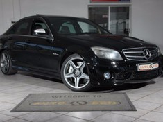 2008 Mercedes-Benz C-Class C63 AMG North West Province Klerksdorp