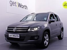 2013 Volkswagen Tiguan 2.0 Tdi Bmot Trend-fun Western Cape Milnerton