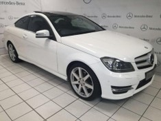 2015 Mercedes-Benz C-Class C180 Be Coupe At  Western Cape Claremont