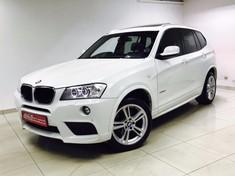 2013 BMW X3 2.8i XDRIVE28i MSPORT AUTO PAN ROOF XENONS 95000KM Gauteng Benoni