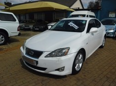 2007 Lexus IS 250 Se At Gauteng Boksburg