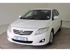 2009 Toyota Corolla 1.8 Exclusive At  Gauteng Boksburg