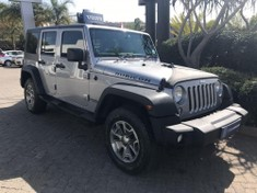 2015 Jeep Wrangler Unltd Rubicon 3.6l V6 At  North West Province Rustenburg