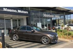 2017 Mercedes-Benz C-Class C200 AMG line Auto North West Province Rustenburg
