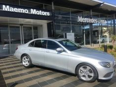 2017 Mercedes-Benz E-Class E 220d Avantgarde North West Province Rustenburg
