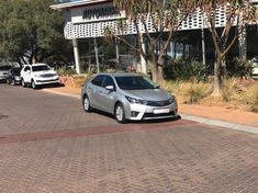 2016 Toyota Corolla 1.8 High CVT Gauteng North Riding