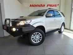 2013 Toyota Fortuner 2.5d-4d Rb  Gauteng Johannesburg