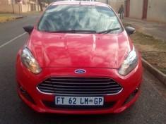 2017 Ford Fiesta 1.4 Trend 5-Door Gauteng Johannesburg