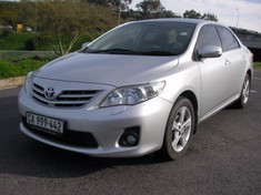 2013 Toyota Corolla 2.0 Exclusive At  Western Cape Bellville