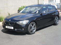 2012 BMW 1 Series 120d M Sport Line 5dr At f20  Gauteng Bryanston