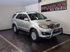 2014 Toyota Fortuner 3.0d-4d Rb At  Gauteng Pretoria