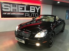 2009 Lexus SC 430  Gauteng Four Ways