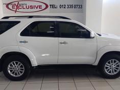 2012 Toyota Fortuner 2.5d-4d Rb  Gauteng Pretoria
